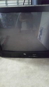 """28"""" ILO TV with TV Cabinet in Beaufort, South Carolina"""