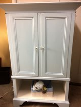 Custom Baby Changing Armoire in Aurora, Illinois