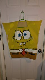 SpongeBob Halloween costume in Fort Campbell, Kentucky