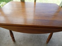 Drop Leaf Table in Mayport Naval Station, Florida