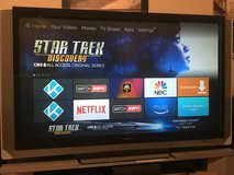 """SONY 70"""" TV & STAND in Travis AFB, California"""