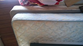 Mattress and box spring..free in Yucca Valley, California