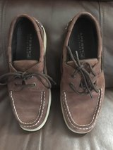 Boys Sperry's in Fort Campbell, Kentucky