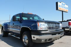 2003 Chevrolet Silverado 3500 LS Ext Cab Dually #TR10358 in Louisville, Kentucky