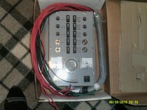 Emer-Gen-Switch ( New ) Manual Transfer Switch Model 10-7500-10-Circuits. in Aurora, Illinois