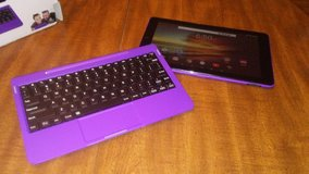 """New in box RCA 10"""" tablet detachable  keyboard in Beaufort, South Carolina"""