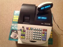 Royal 600 sc Cash register in Lackland AFB, Texas