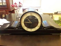 CHIME MANTEL CLOCK* * * FROM GERMAN FACTORY in Fort Sam Houston, Texas