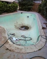 Pool Restoration Services. in 29 Palms, California