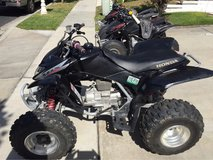 Two TRX 250EX quads for sale in San Clemente, California
