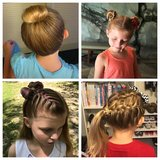 Birthday Party Hair Services! in Warner Robins, Georgia