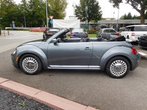 '16 VW Beetle Cabrio 1.8T Automatic in Ramstein, Germany