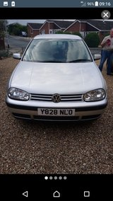 Volkswagen Golf 1.6 in Lakenheath, UK