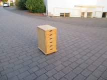 pine cabinet with 6 drawers in Ramstein, Germany