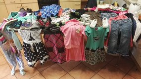 Huge set of warm clothing, shoes for a girl in age 3T/4T in Ramstein, Germany
