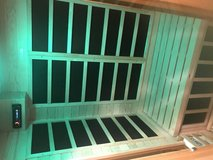 Infrared Sauna in Indianapolis, Indiana