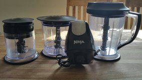 Ninja Blender,Chopper,Food Processor in Grafenwoehr, GE