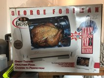 George Foreman oven in Fort Campbell, Kentucky