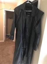 Leather trench coat in Fort Campbell, Kentucky