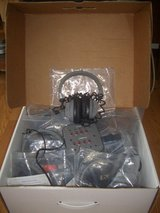 Lot Of 8 Hamilton SchoolMate Headphones Plus Junction Box in Moody AFB, Georgia