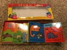 abc puzzle and book in Joliet, Illinois
