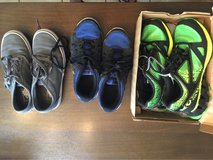 Boys shoes- good condition/ new in Houston, Texas