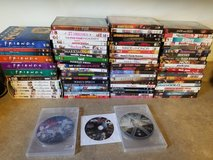LOTS of dvds in Fort Drum, New York