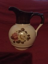 Vintage McCoy water pitcher in Hinesville, Georgia