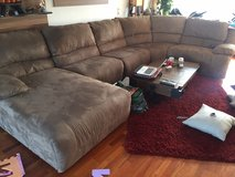Five Piece Sectional Couch in Stuttgart, GE
