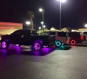LED Wheel Lights!! in Camp Lejeune, North Carolina
