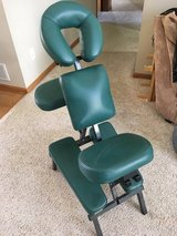 Portable massage table in Brookfield, Wisconsin
