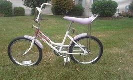 Vintage Huffy Desert Rose bike in Bolingbrook, Illinois