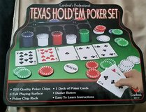 Cardinal's Professional Texas Hold'em Poker Set in Valdosta, Georgia