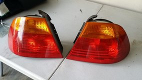BMW e46 rear lights (pair) in Warner Robins, Georgia