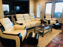 Exclusive real leather Couch in Alamogordo, New Mexico