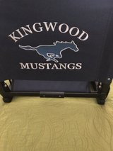 Kingwood Mustangs stadium seat in Kingwood, Texas