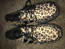 TUK leopard Creepers in San Clemente, California