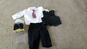 0-3month boys suit in Fort Irwin, California
