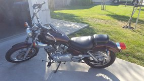 2007 Yamaha XV250 Motorcycle in Fairfield, California