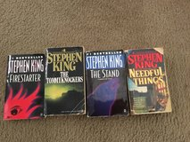 Stephen King books in Travis AFB, California
