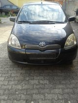 2002 Toyota Yaris (New inspection) (price reduced) in Grafenwoehr, GE