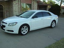 2012 Chevrlot Malibu LS 4 Door Sedan 32000 Miles Clean Title in Fort Bliss, Texas