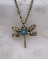 NEW DRAGONFLY NECKLACE in Columbus, Georgia