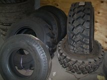 NEW TIRES Assorted for Industrial, Farm Truck large trailer Skid Steer etc. in Glendale Heights, Illinois