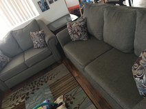Love seat & sofa in Oceanside, California