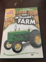 Farm Vehicle and Horse  Old MacDonald's Farm DVD in Naperville, Illinois