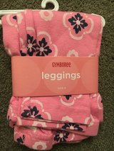 New Gymboree Leggings size 6 in Naperville, Illinois
