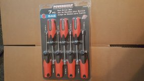 7 pc. POWERBUILT SAE Nut Driver Set in Los Angeles, California