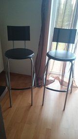 2 tall chair in Ramstein, Germany