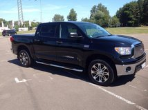 """2013 Toyota Tundra CrewMax """"Texas Edition"""" SR-5 in Ramstein, Germany"""